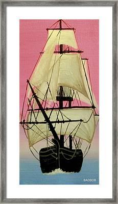 Badship Framed Print