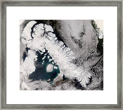 Baffin Island Framed Print