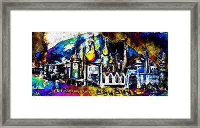Baghdad  Framed Print