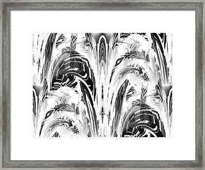 Balatron No.3 Framed Print by Danny Lally