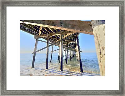 Balboa Sunrise Framed Print