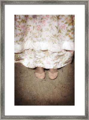 Ballerinas Framed Print by Joana Kruse