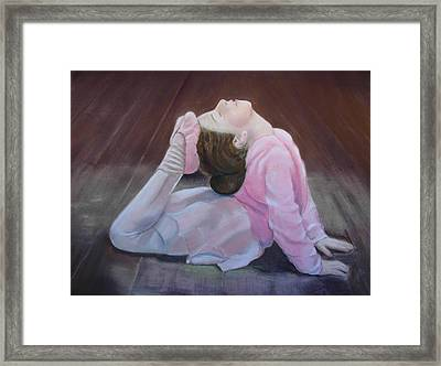Ballet Framed Print by Ceci Watson