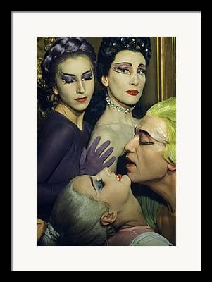 Serge Llifar Framed Prints