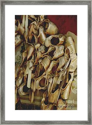 Ballet Juvenile Licensing Art Framed Print