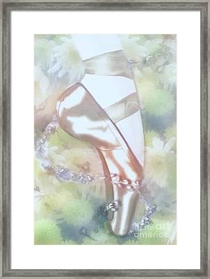 Ballet Magic Framed Print by Elaine Manley