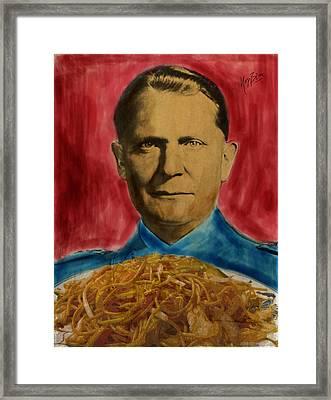 Bami Goering Framed Print