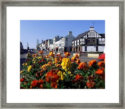 Banbridge, Co. Down, Ireland Framed Print by The Irish Image Collection