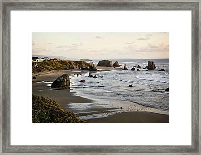 Bandon Framed Print