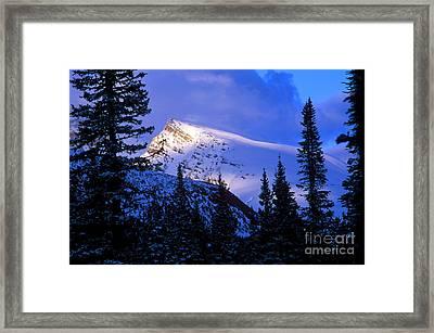 Banff National Park 1 Framed Print by Terry Elniski