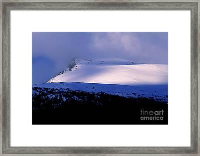Banff National Park 2 Framed Print by Terry Elniski