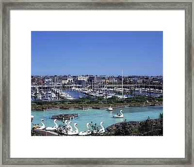 Bangor, Co. Down, Ireland Framed Print by The Irish Image Collection