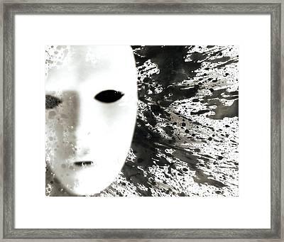 Banter Framed Print by Christian Allen