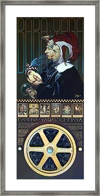 Barbra Yagavitchnaya Framed Print by Patrick Anthony Pierson
