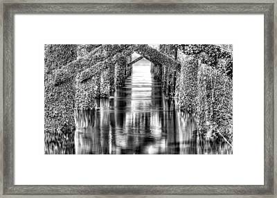 Barnacles  Framed Print by JC Findley