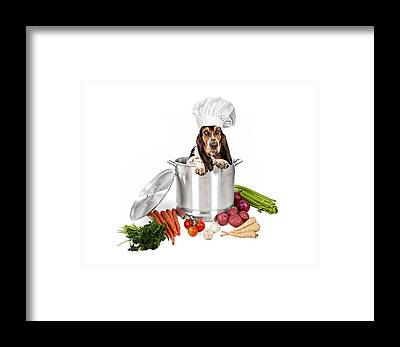 Stewed Tomatoes Framed Prints