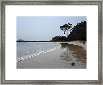 Batemans Bay Framed Print
