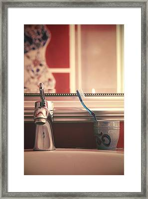Bathroom Framed Print by Joana Kruse