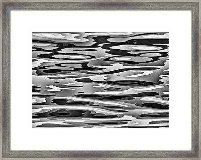 Framed Print featuring the digital art Batia by Jeff Iverson