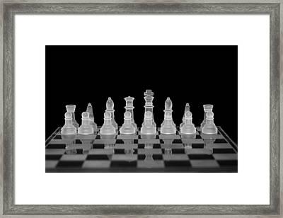 Battle Field Framed Print by David Paul Murray