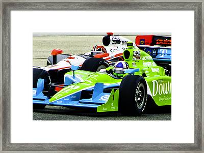 Framed Print featuring the photograph Battles by Michael Nowotny