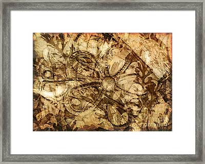 Baubles Framed Print by Judi Bagwell