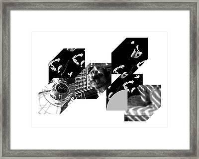 Bauhaus Ballet Toto Framed Print by Charles Stuart