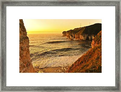 Bay Framed Print by Svetlana Sewell