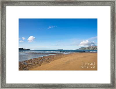 Beach Ireland Framed Print by Andrew  Michael