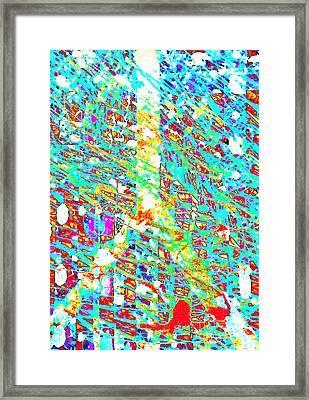 Beach Peace Framed Print by Robert Haigh