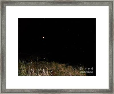 Beacon From Beyond Framed Print by Doug Kean