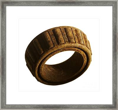 Bearings Framed Print