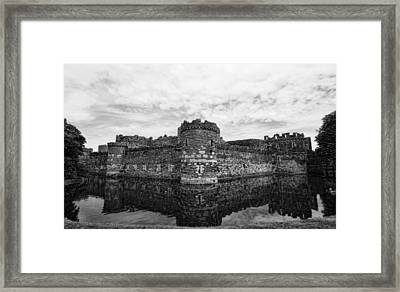 Beaumaris Castle Framed Print