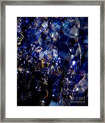 Beautiful Complications Framed Print