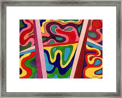 Beautiful Dreams Framed Print