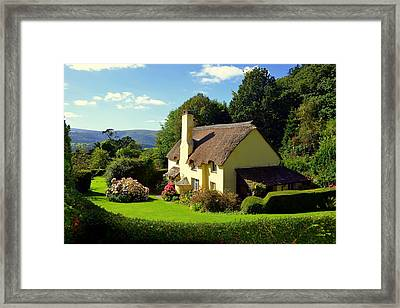Beautiful Selworthy Framed Print