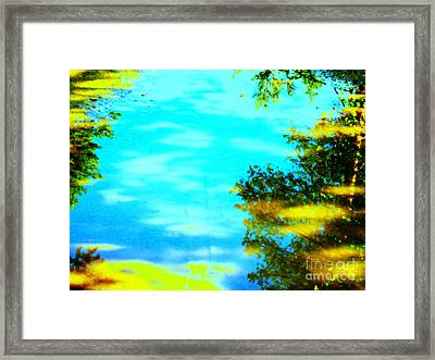 Beautiful Summer Day Framed Print by Pauli Hyvonen
