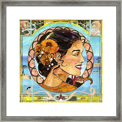 Beautiful Too Framed Print