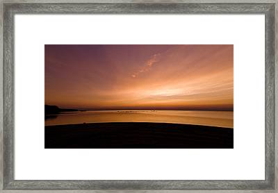 Framed Print featuring the photograph Beautiful Universe by Jason Naudi Photography
