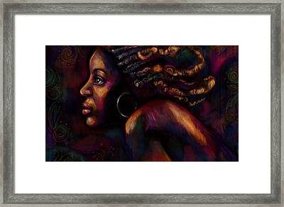 Beauty Framed Print by Lakota Phillips