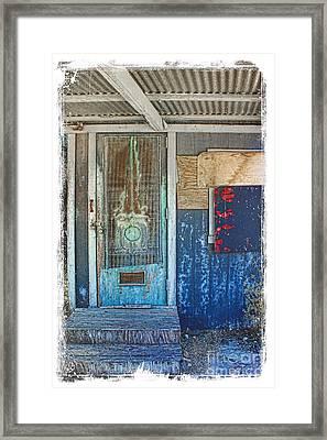 Beauty Parlor Framed Print