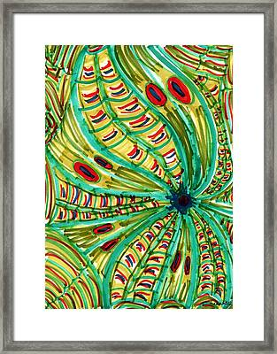 Beauty Within Framed Print