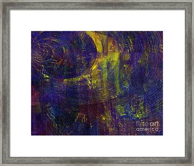 Because We Believe Framed Print