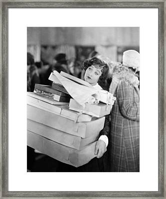 Becky, 1927 Framed Print by Granger