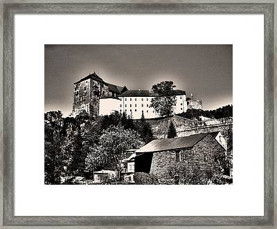 Becov Nad Teplou - Czech Republic Framed Print by Juergen Weiss