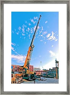 Bedford 7 Framed Print