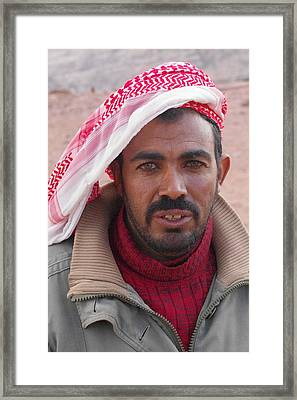 Bedouin Framed Print by David George