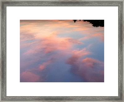 Begin Of August Framed Print by Richard  Hubal