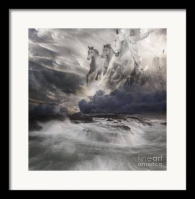 Coastal Region Framed Prints