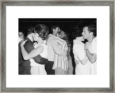 Beirut Night Life Framed Print by Keystone Features